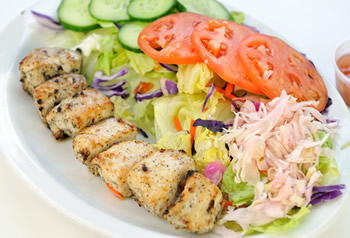 Chicken Breast Kabob