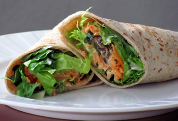 Chicken Breast Wrap