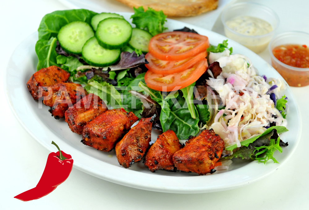Chicken Kabob Tandoori
