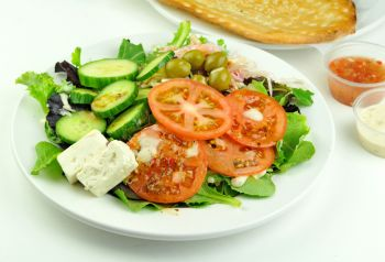 Garden Salad (Greek Salad)