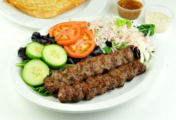 Chicken Shamie Kabob