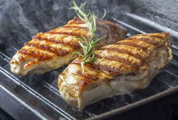 Fresh Grilled Chicken Breast Steak (10oZ)